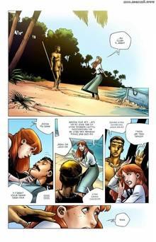 Island Paradise – Issue 2