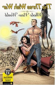 The Three Wish War – Issue 2
