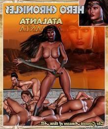 The Adventures of Atalanta