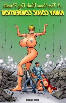 Kinky Comic Convention