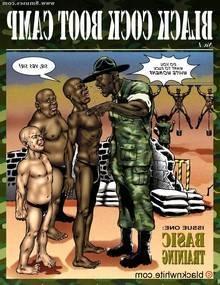 Black Cock Boot Camp