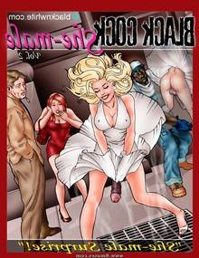 Black Cock Shemale – Issue 2