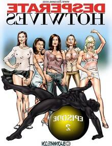 Desperate Hotwives – Issue 2