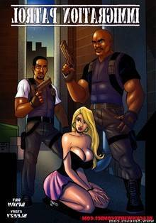 Immigration Patrol