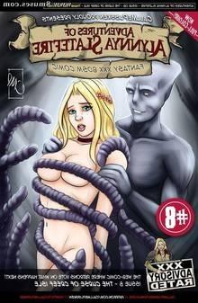 Adventures of Alynnya Slatefire – Issue 08