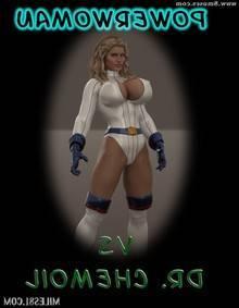 Powerwoman vs Dr Chemoil
