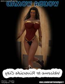 Wonda Woman – Welcome to Riverside City