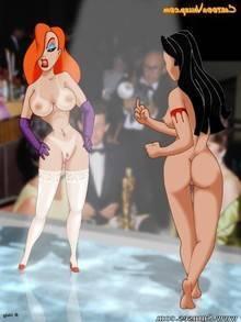 Pocahontas VS Jessica
