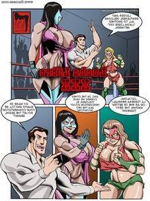 Lucha Libre XXX