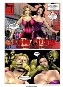 Mutants World