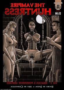 The Vampire Huntress – Issue 2