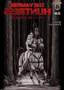 The Vampire Huntress – Issue 3