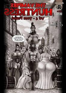 The Vampire Huntress – Issue 4