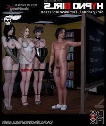 Hypno Girls – Kinky School – Feminization Lesson