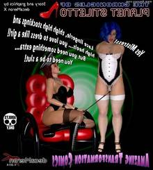 The Chronicles of Planet Stiletto – Issue 2