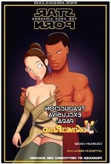 Star Porn The Cock Awakens