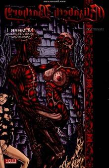 Elisabeth Bathory – Issue 1