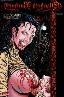 Elisabeth Bathory – Issue 2