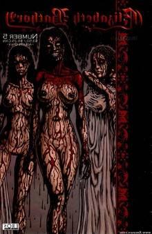 Elisabeth Bathory – Issue 5