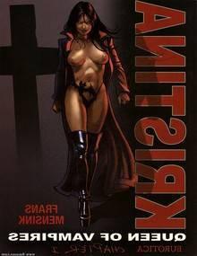 Kristina-Queen Of Vampires