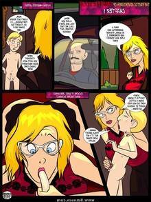 Erotic Adventures of Jennifer Rose
