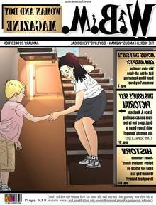 Woman Boy Magazine