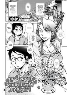 Inoue-kun  The Mysterious Fairy Pot