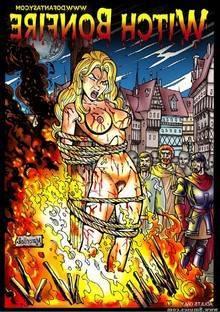 Fansadox 012 – Marcello – Witch Bonfire