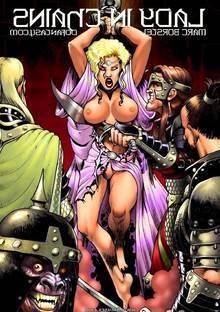 Fansadox 102 – Borstel – Lady in Chains