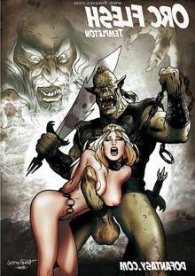 Fansadox 111 – Templeton – Orc Flesh