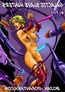 Fansadox 155 – Bojan – Galactic Slave Hunters