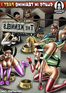 Fansadox 228 – Erenisch – Sluts In Training 1 – The Kennels