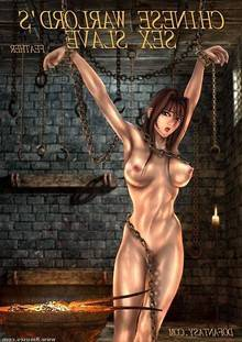 Fansadox 229 – Feather – Chinese Warlords Sex Slave 1