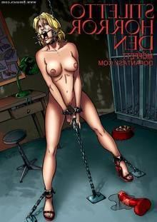 Fansadox 308 – Moffet – Stiletto Horror Den