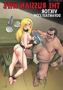 Fansadox 317 – Viktor – The Russian Wife 1
