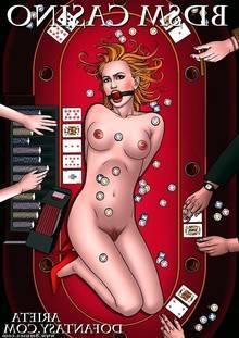 Fansadox 339 – Arieta – BDSM Casino