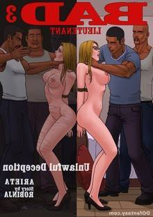Fansadox 414 – Bad Lieutenant 3 – Unlawful Deception – Arieta