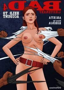 Fansadox 423 – Bad Lieutenant 4 – Held to Account – Arieta