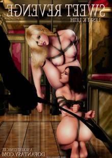 Sweet Revenge – Lesbi K Leih