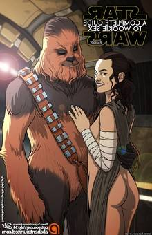 A Complete Guide to Wookie Sex – Issue 1