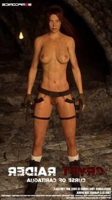 Crypt Raider – Curse of Caritagua