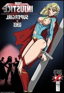 True Injustice – Supergirl