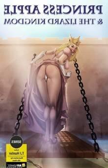 Princess Apple and the Lizard Kingdom