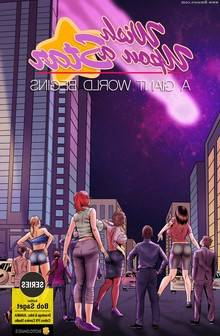 Wish Upon a Star – A Giant World Begins – Issue 1