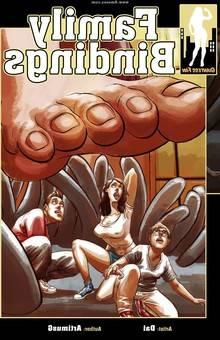 Family Bindings – Issue 1