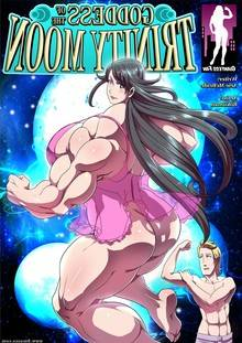 Goddess of the Trinity Moon – Issue 1