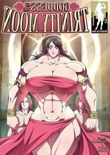Goddess of the Trinity Moon – Issue 3