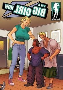 Im A Big Girl – Issue 1