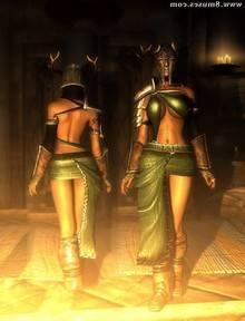 Girls of Skyrim 9