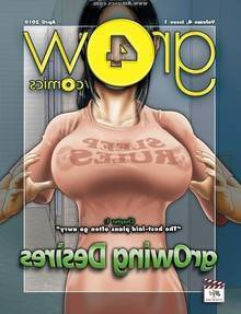 Grow Comics Issue 1